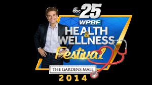OFFICIAL WPBF 25 Health & Wellness Festival 2014 Logo Sm