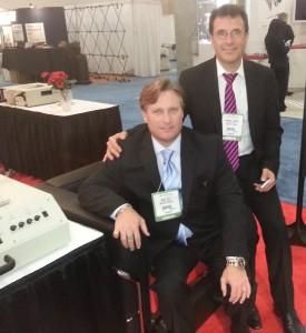PFCA CEO Brad Cole and Professor Dr. Jordan