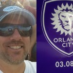 PFCA staff at Orlando City Lions opening day