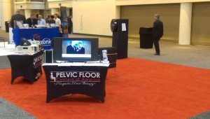 Booth at AUA New Orleans 2015