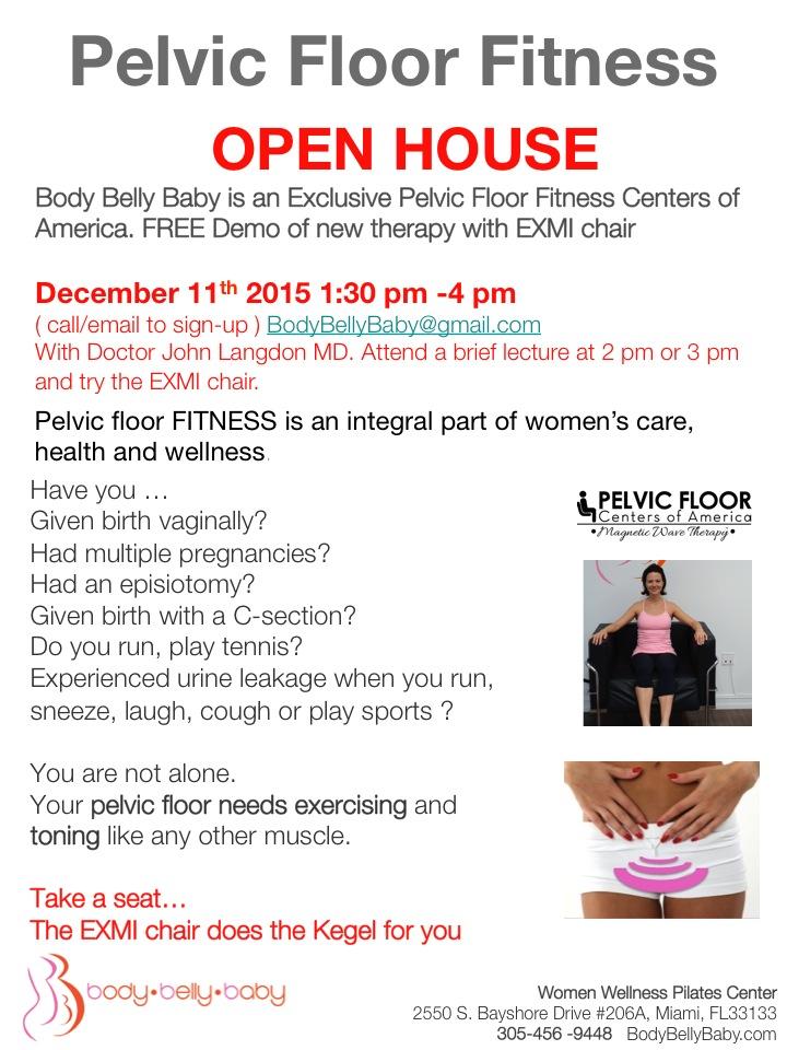 Open House Miami area Dec. 11, 2015